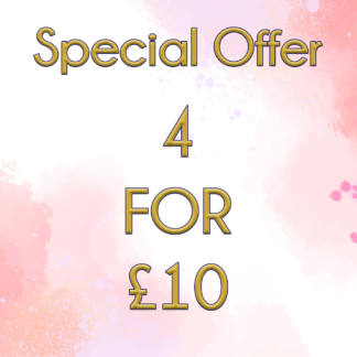 4 FOR £10